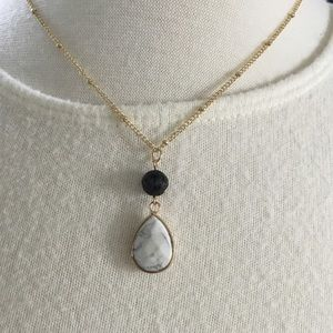 Jewelry - Diffuser Necklace